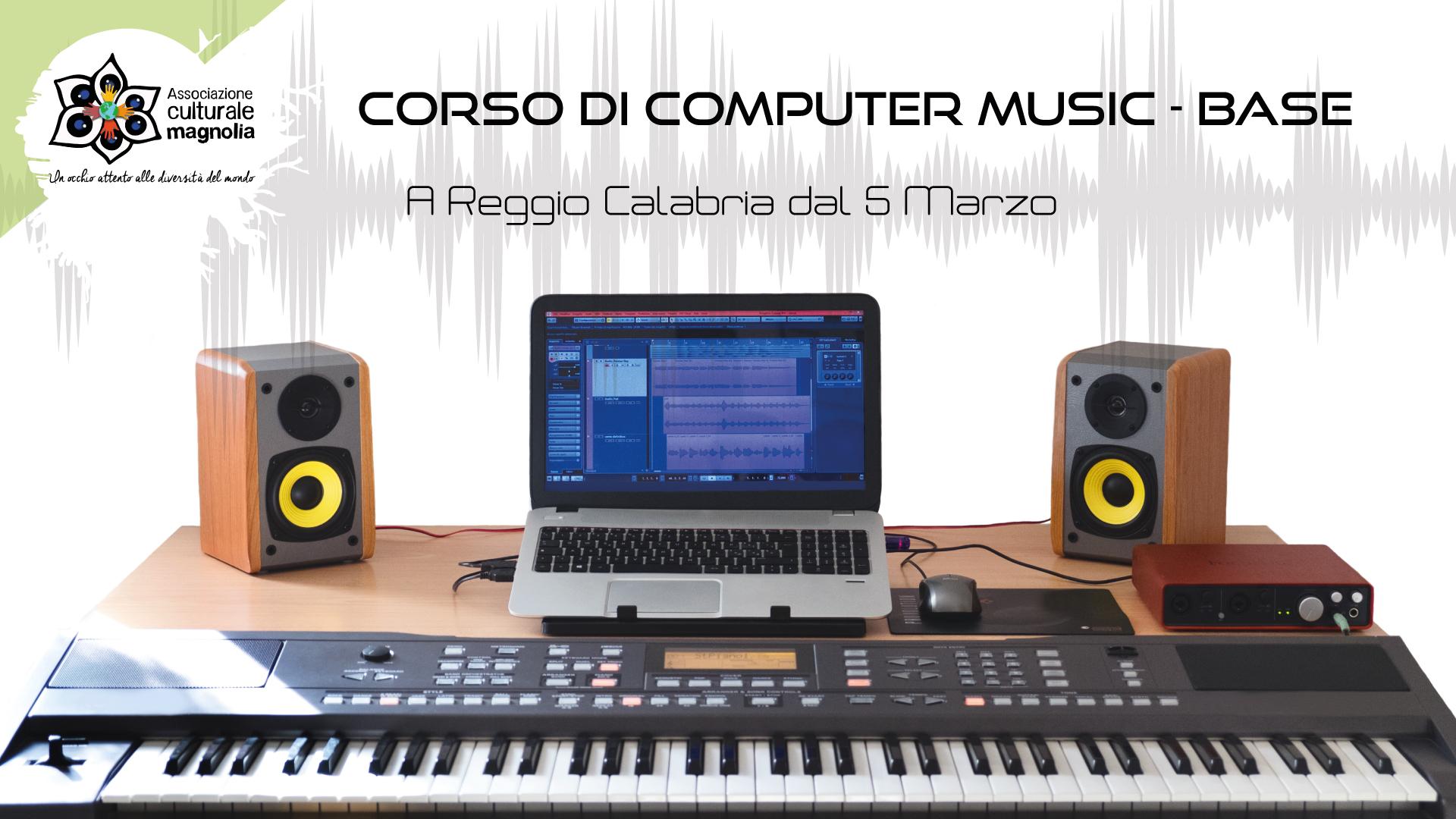 corso di computer music base reggio calabria