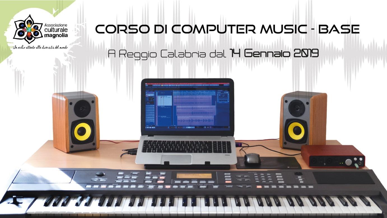 Corso di computer music base 2019