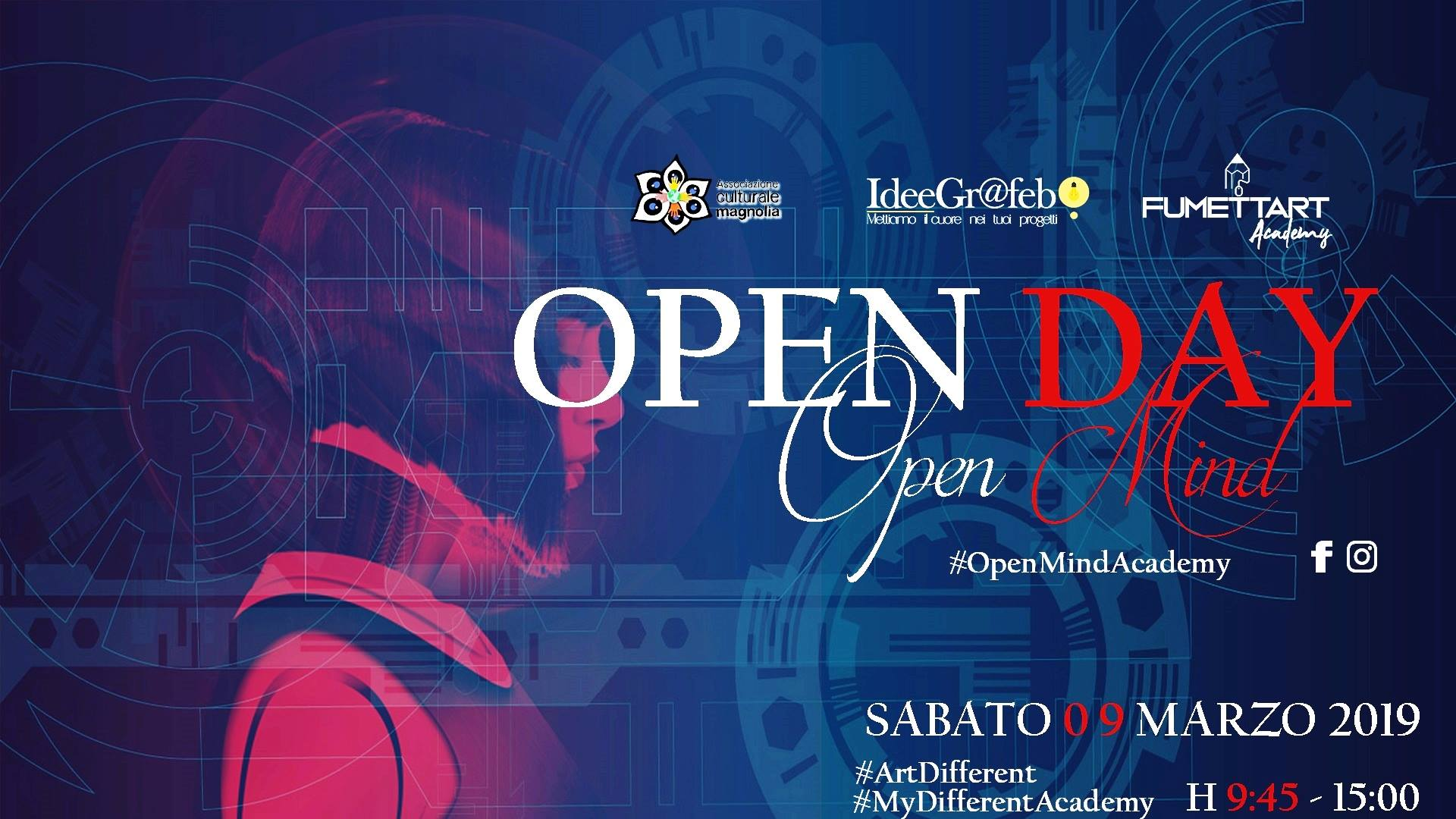 Open Day: Open Mind