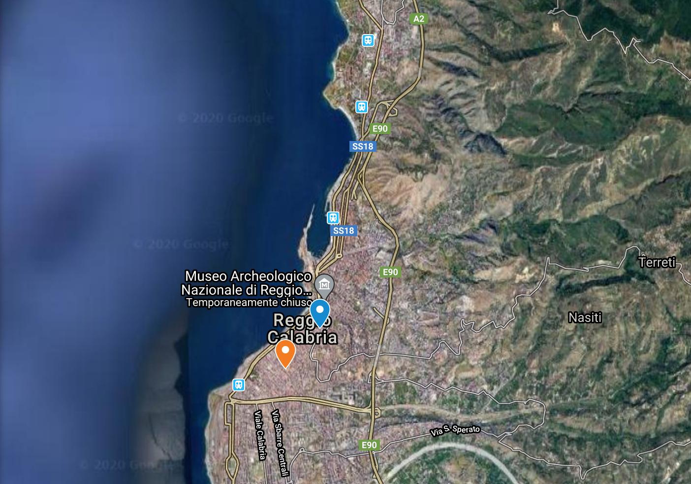 Piccole Biblioteche Diffuse - Reggio Calabria